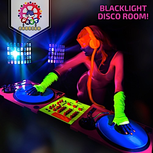 blacklight disoroom